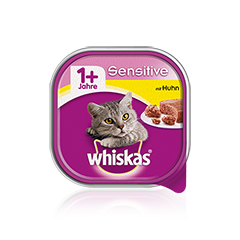 1+ Sensitive mit Huhn 100g